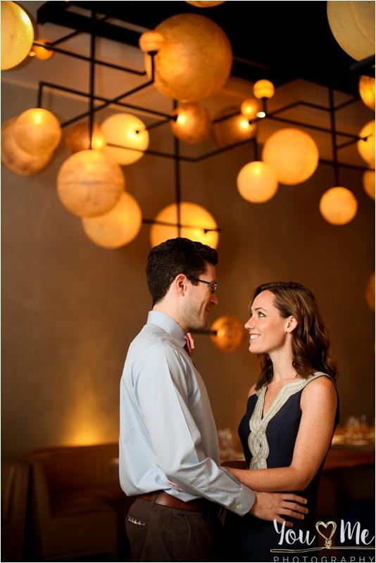 Public Hotel Chicago Engagement Photo Shoot