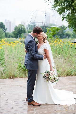 Lovely The Hive on Hubbard Chicago Wedding Day